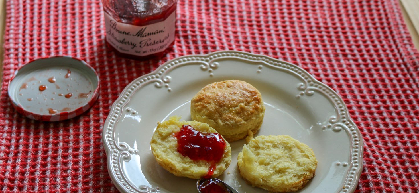 Buttery Breakfast Biscuits
