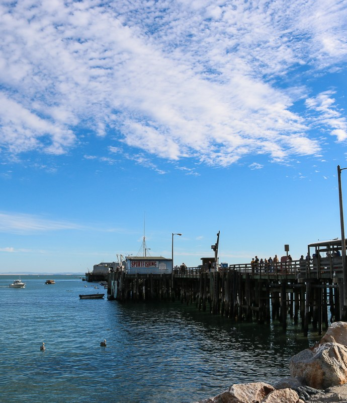 Olde Port San Luis