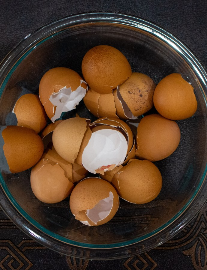 How to Use Eggshells in Your Garden