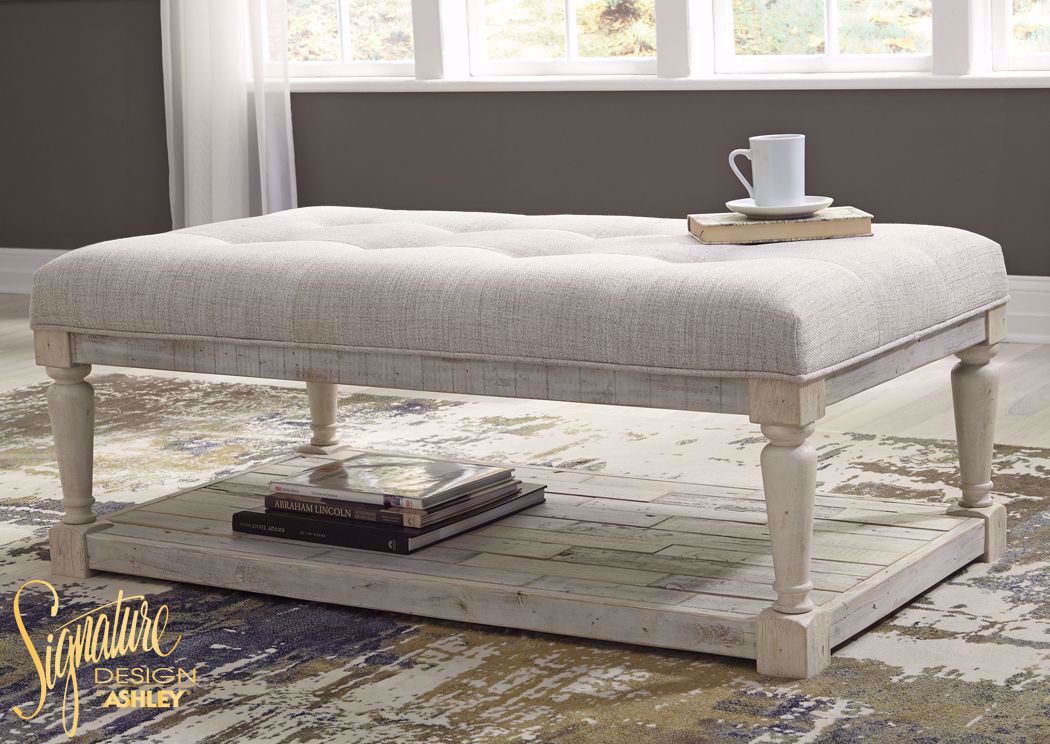shawnalore coffee table white