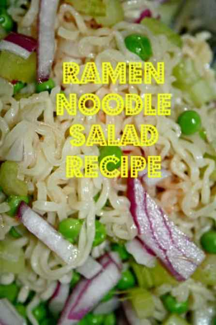ramen noodle salad recipe vertical