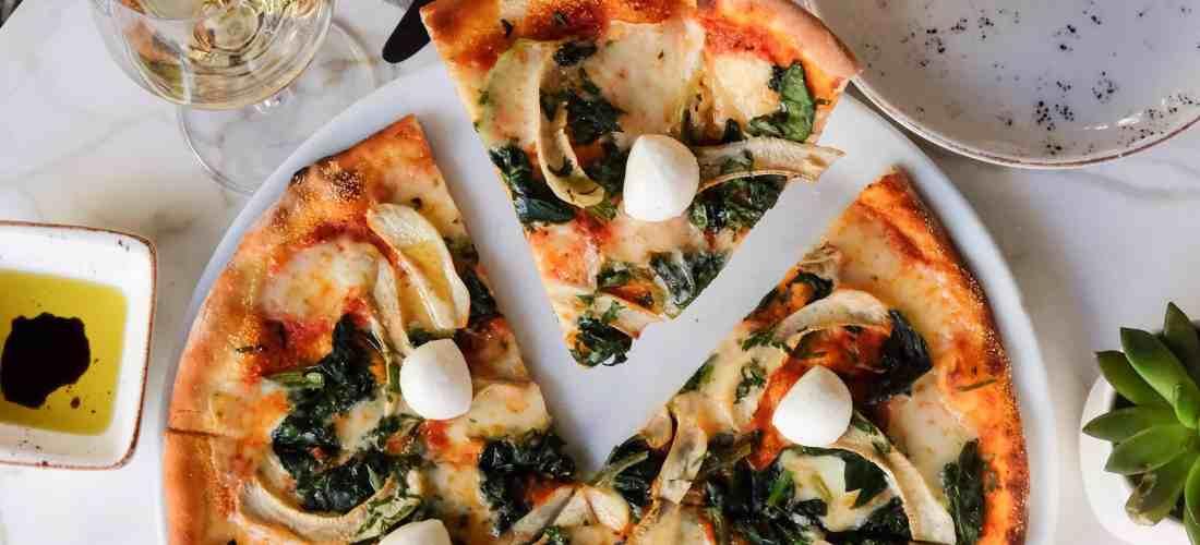 Low Sodium Pizza – Recipe Rehab
