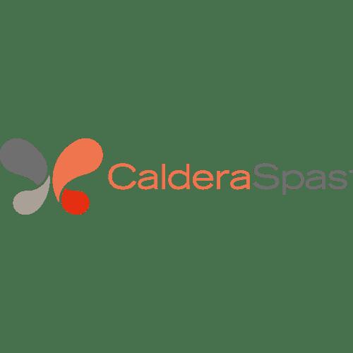 Illustratie: weergave van het logo van Caldera Spa's.