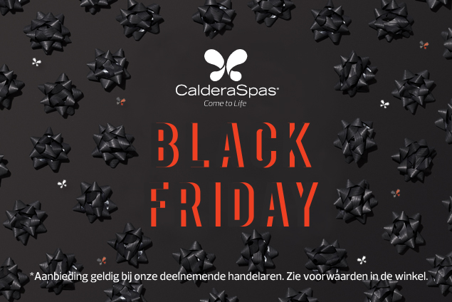 Blak Friday Deals bij Home & Garden Resort