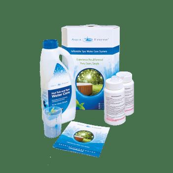 Aqua finesse kit opblaasbare spa