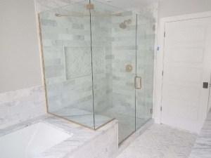 glass shower doors, glass showers, glass repair, Milwaukee