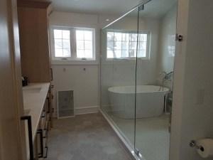 shower door glass, shower door installation, Milwaukee