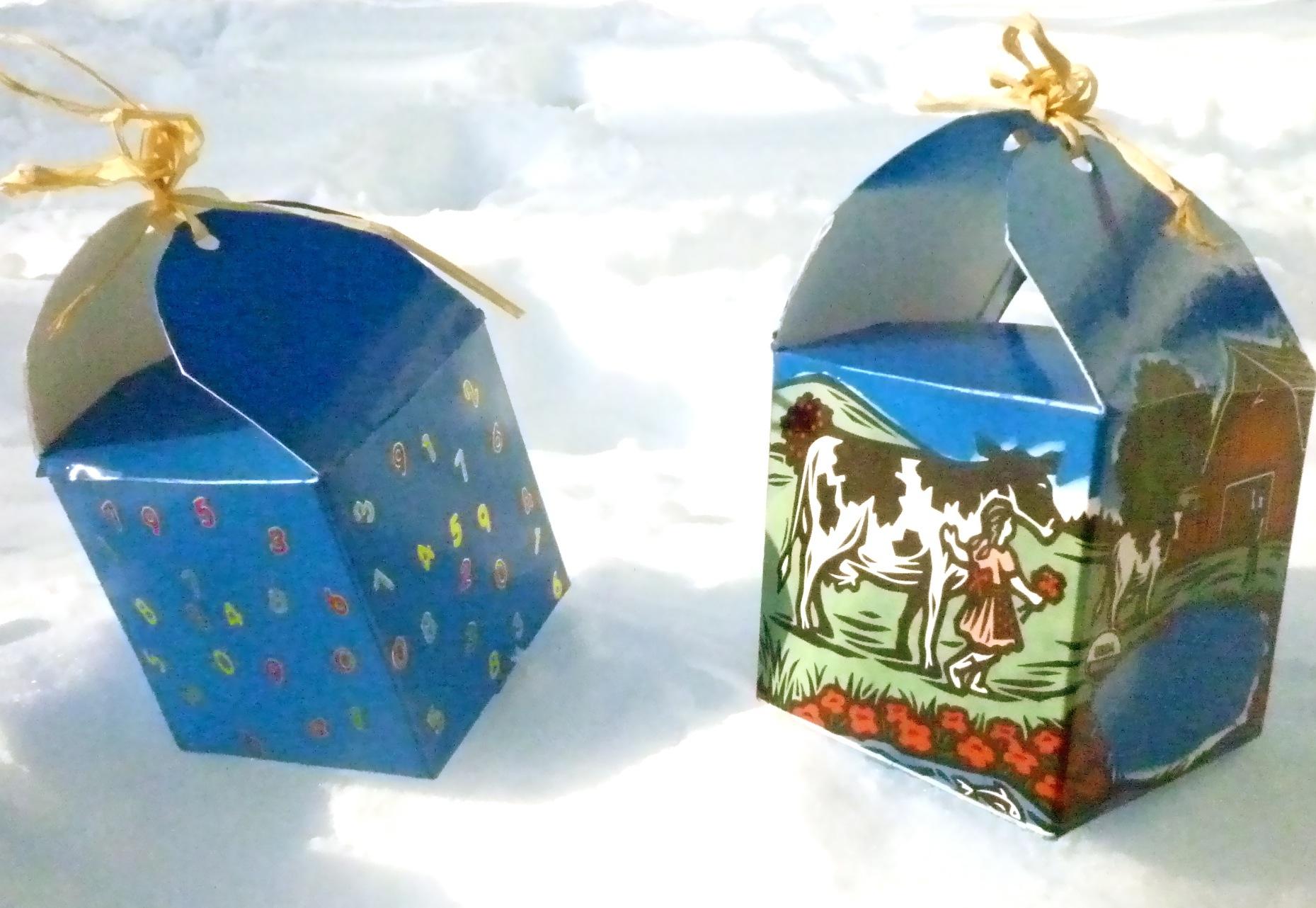 holiday giftbox