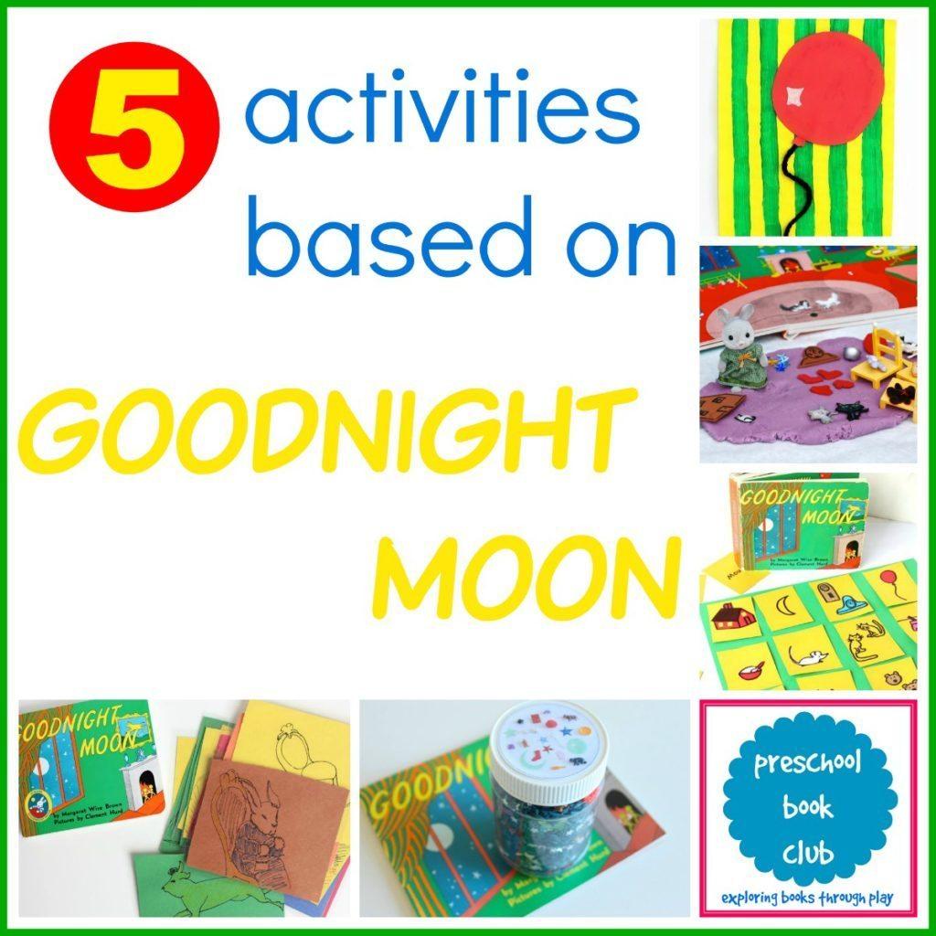 Goodnight Moon Inspired Activities