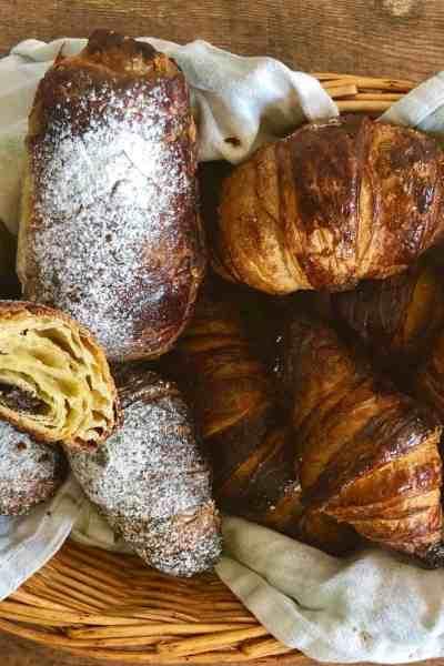 Sourdough Croissants + Video