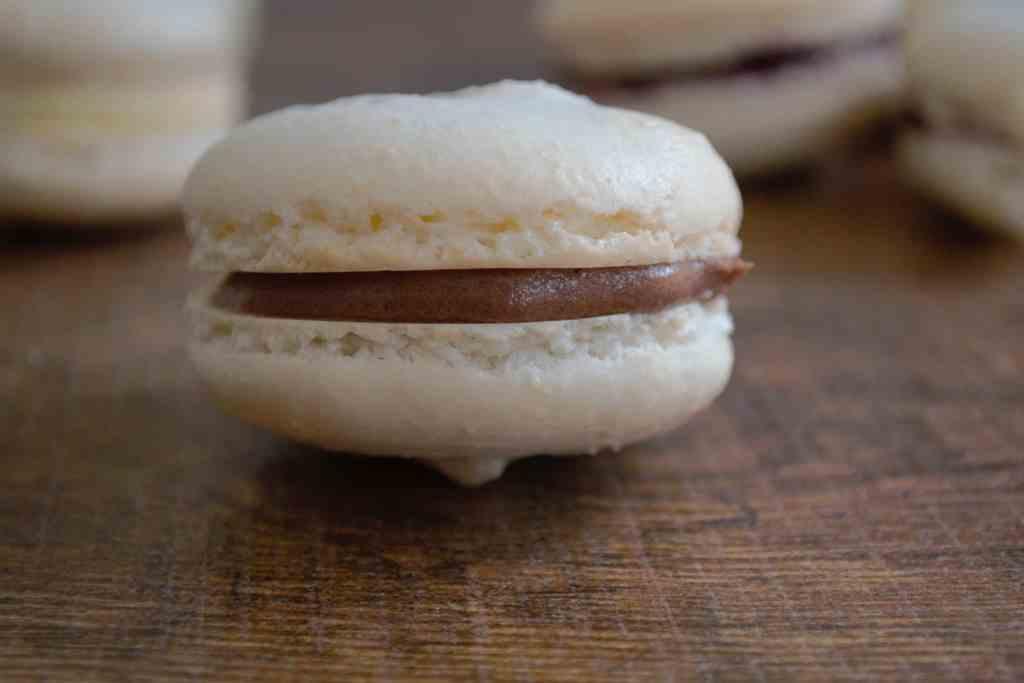 Basic French Macarons