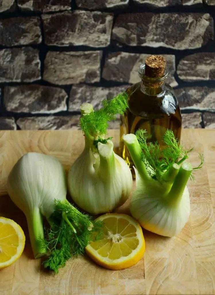 fennel bulbs