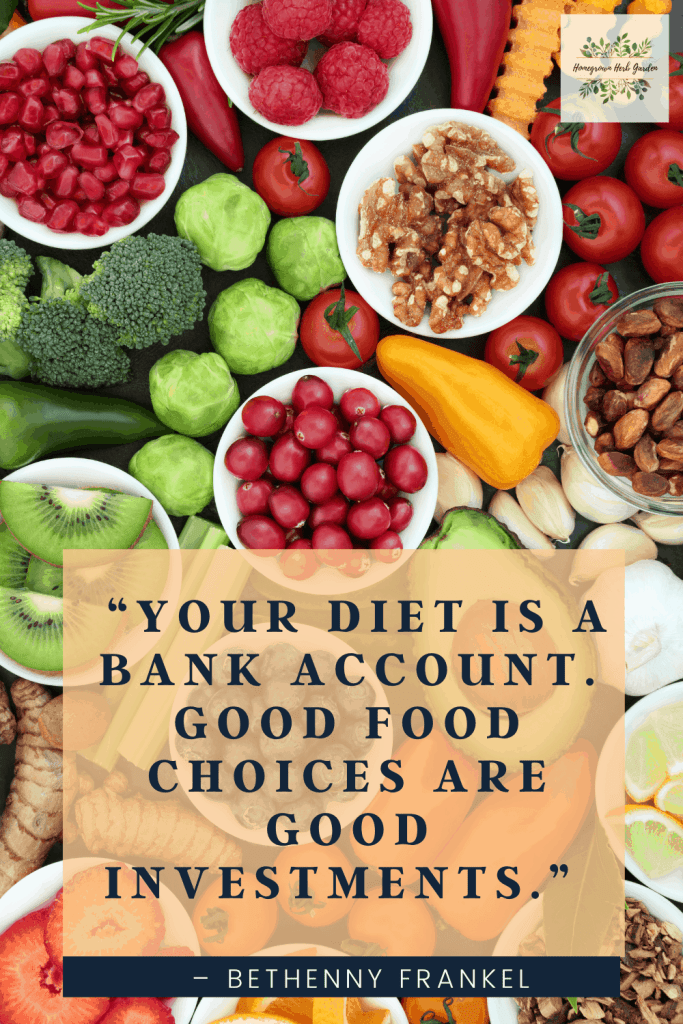 healthy eating motivation