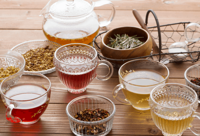 teas for IBS relief