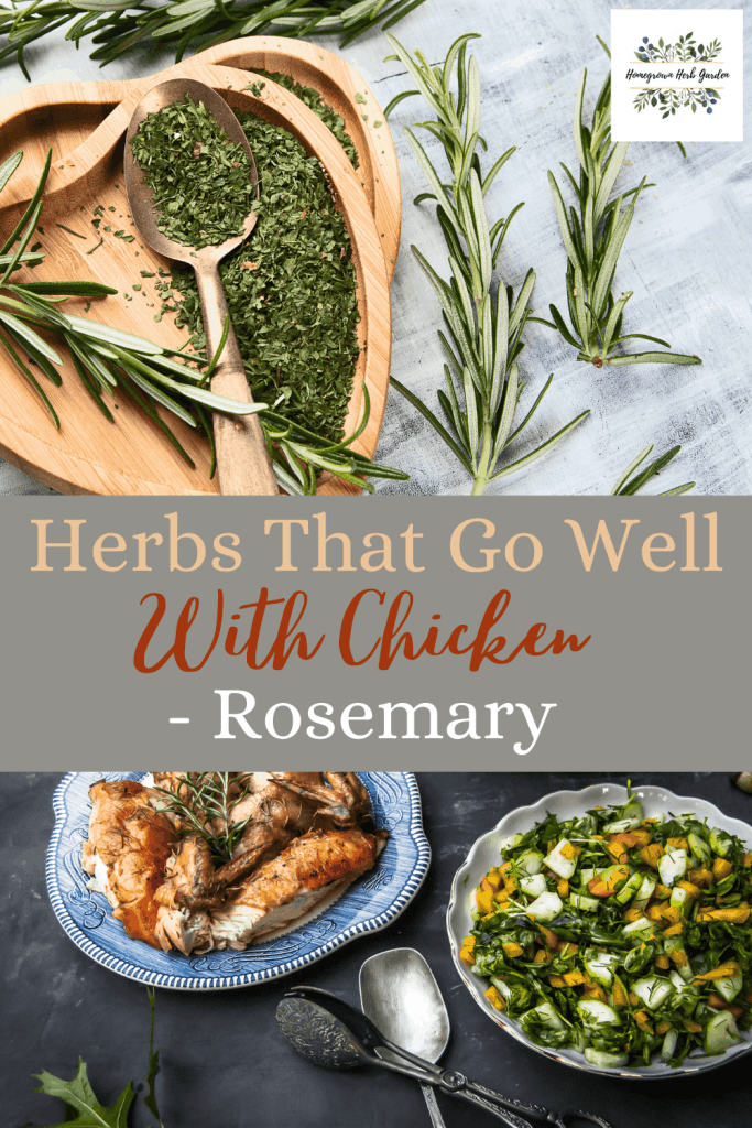 herbs that go well with chicken rosemary