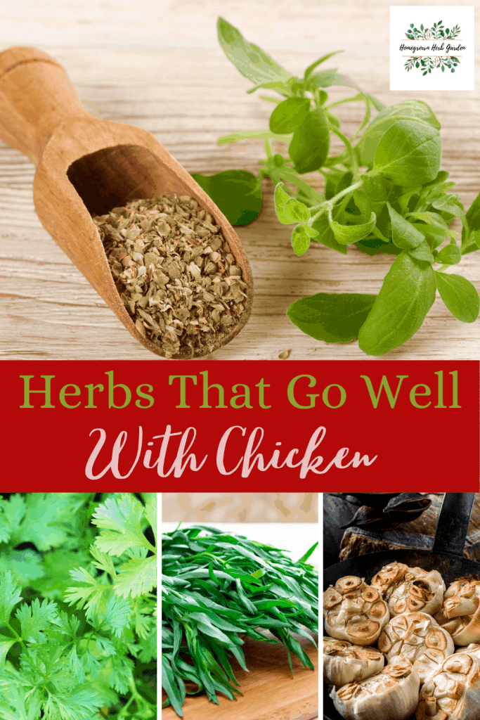 herbs that go well with chicken