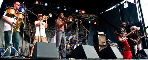 Booty Band Land Leeways Home Grown Music Network