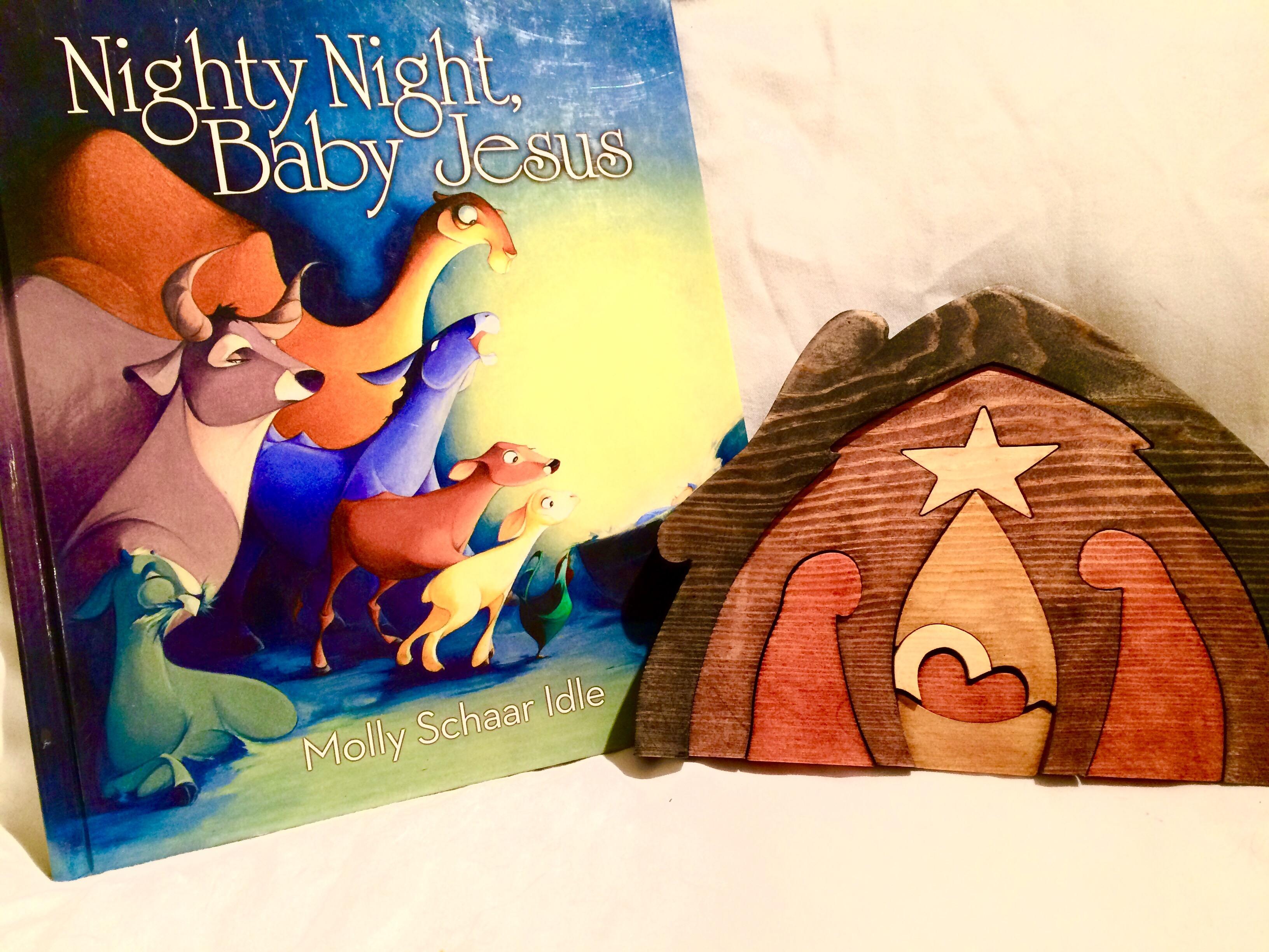 nighty night baby jesus homegrown reader