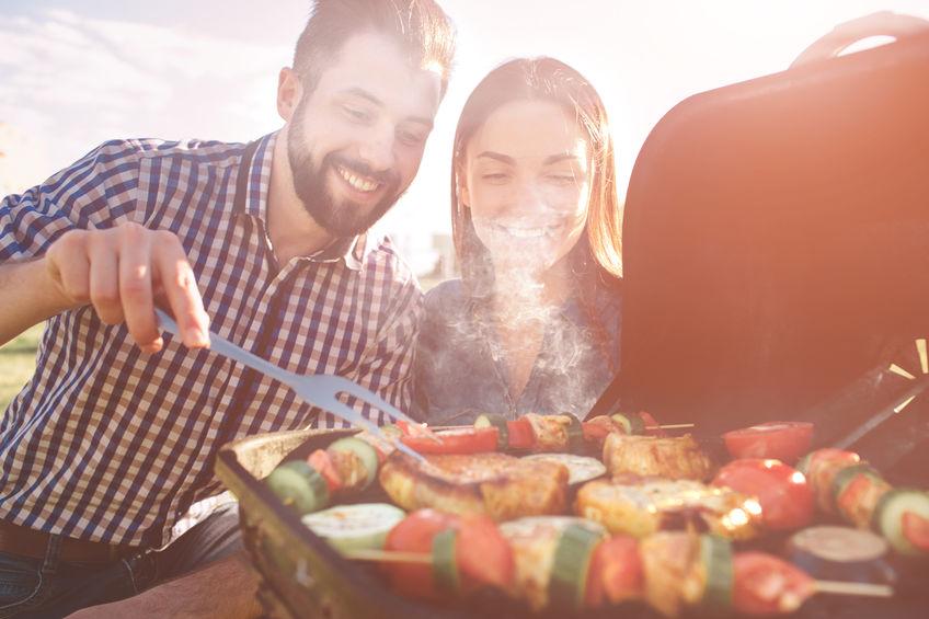 A fun and safe backyard barbecue