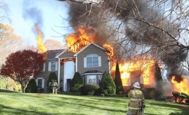 What You Should Do In Case Of A House Fire