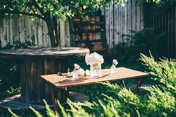 5 Outdoor Wood Working Projects For Your Backyard