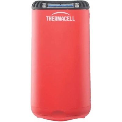 thermacell patio shield mosquito repeller red
