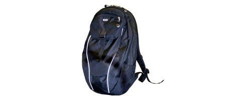 EnteraLite Infinity Adult Back Pack