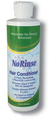 No Rinse? Hair Conditioner
