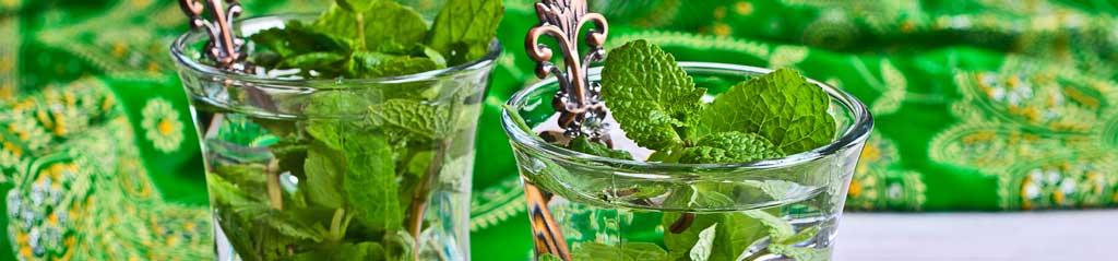 Herbal Lemon Tea Recipe