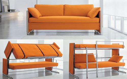 Bunk Turns Beds Sofa