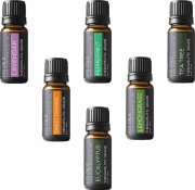 Aromatherapy Top 6 100% Pure Therapeutic Grade