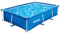 6.3 Bestway Splash Frame above ground Pool