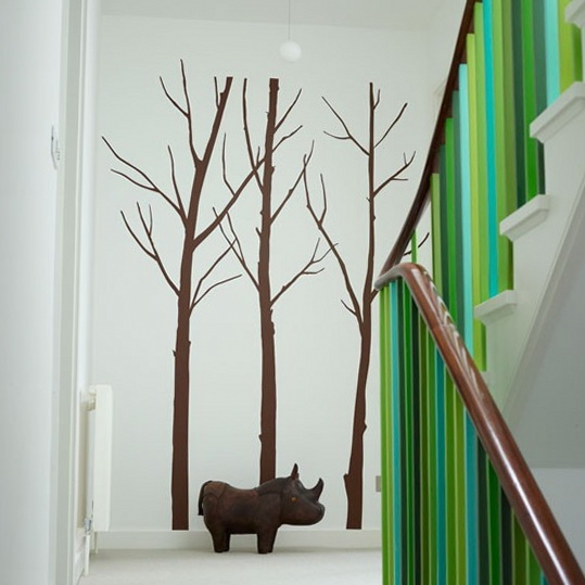 Ideas For Home Staircases Ideas For Home Garden Bedroom Kitchen | Wall Painting Designs For Staircase | Side Wall | Upstairs | Art Staircase | Boy | Creative