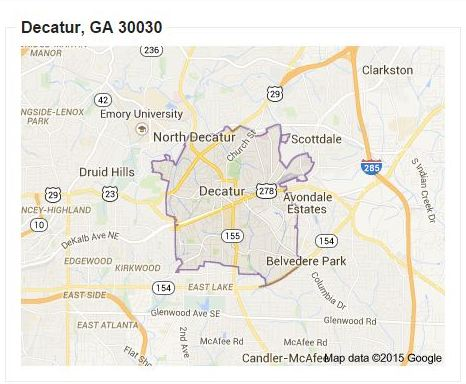 Zip Code 30030 Real Estate Decatur GA