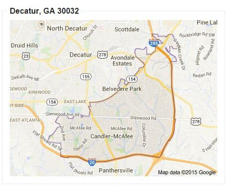 Zip Code Search Real Estate 30032