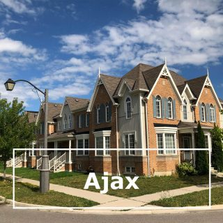 Ajax real estate