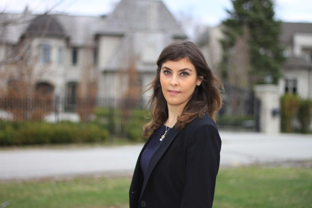 Nasrin Zahmatkesh Oladi, Thornhill Realtor