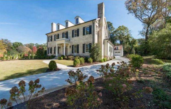 Druid Hills Home Atlanta