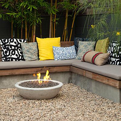 Garden: Garden Seating Area Ideas on Back Garden Seating Area Ideas id=26665