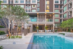 Studio Condo for Rent In Baan Peang Ploen Hua Hin