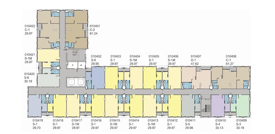 4th Floor - Baan Imm Aim