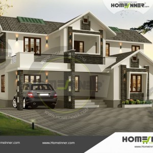 Tonk 24 Lakh small modern home plans