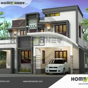 Jhabua 16 Lakh unique house designs and floor plans
