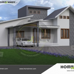 Baramulla  10 Lakh front elevation designs for small houses