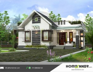 HIND-11091 house plan size