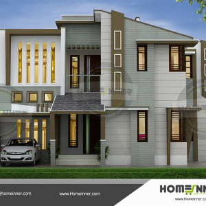 Alibag 26 Lakh 4 BHK 2143 sq ft Villa house plans