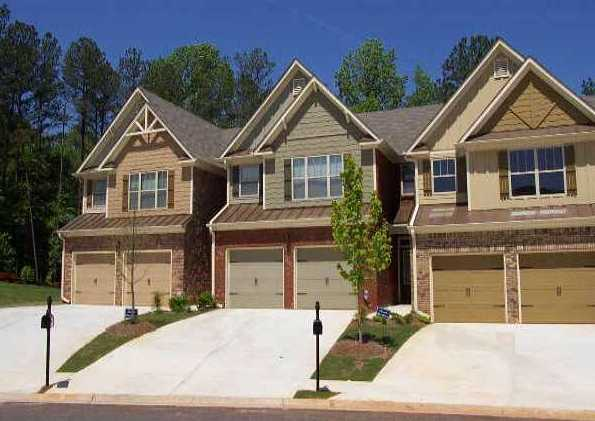 Peachtree Corners GA Townhomes