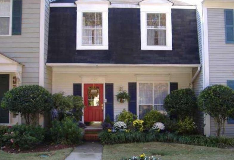 Spalding Square Peachtree Corners Townhome