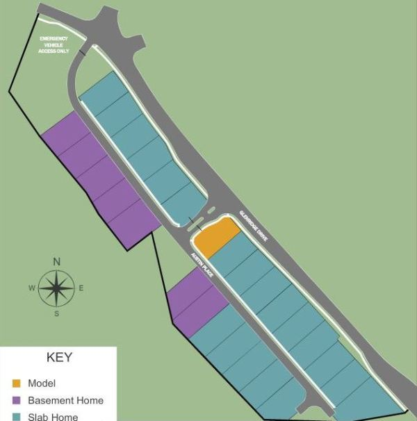 Pulte Austin Place Community Site Plan