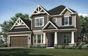 Pulte Built Sandy Springs New Homes In Austin Place